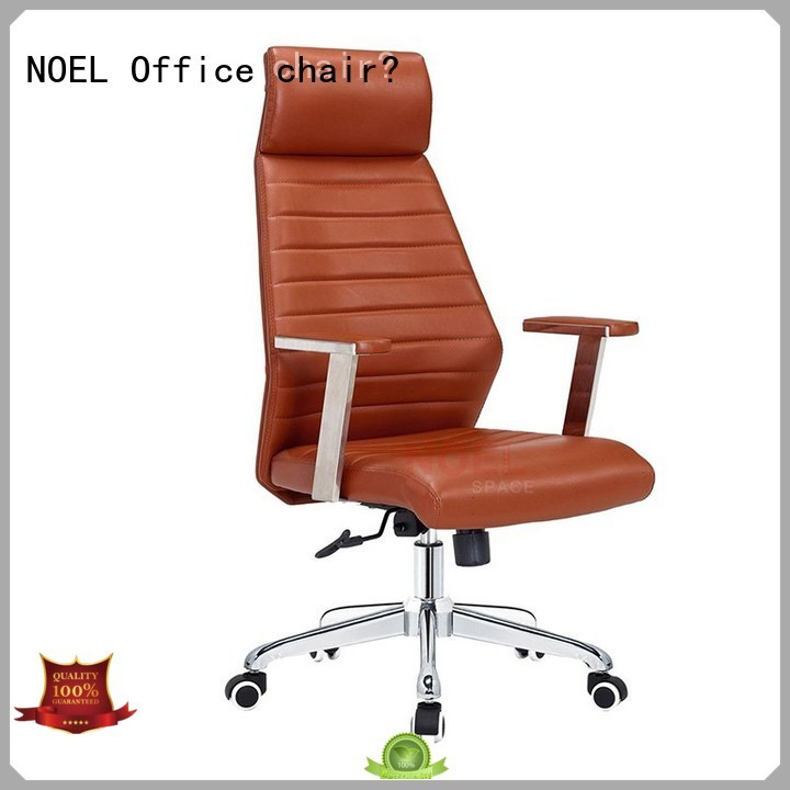 ergonomic best executive office chair boss NOEL company
