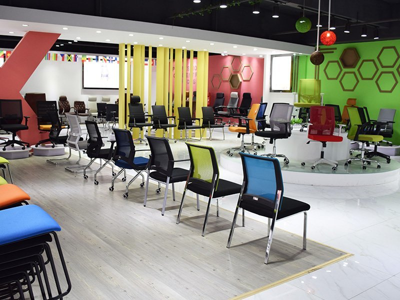 Multi-funtion Ergo Chair Smooth Lines, Simple Shape