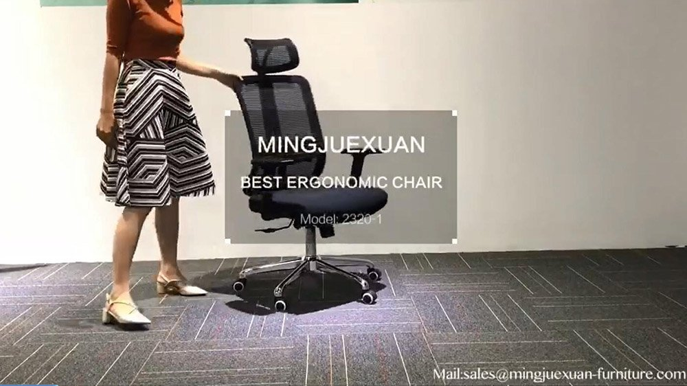 High Quality Factory ergohuman mesh chair Mingjuexuan A2320-1