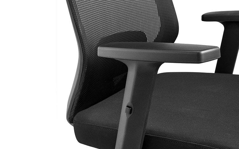 Wholesale quality black mesh office chair NOEL Brand