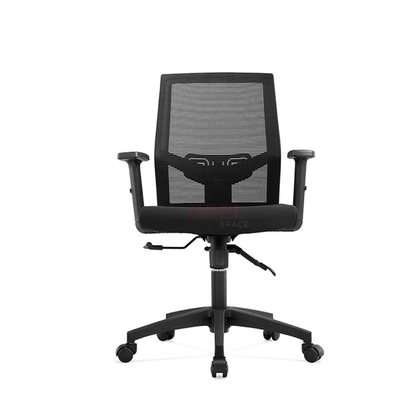 Fashional mesh adjustable office chair with nylon base 2189