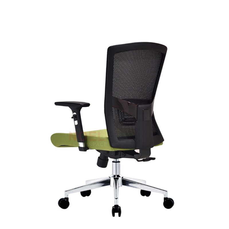 Multi-function ergonomic mesh fabric desk chair B2820