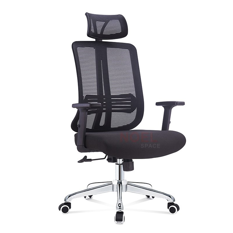 Sliding function mid back height adjust mesh computer chair  B2320