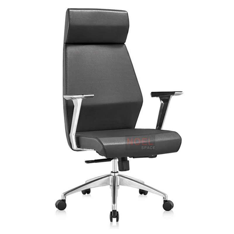 Best selling PU high back ergonomic office chair A2306(Black)