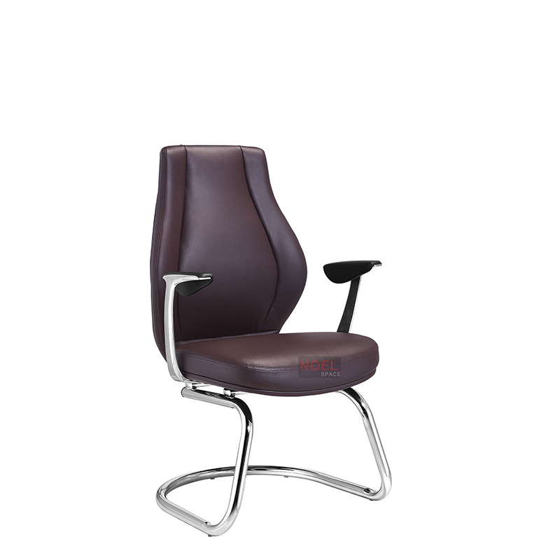 Leather executive chair hot selling PU meeting room chair D2303