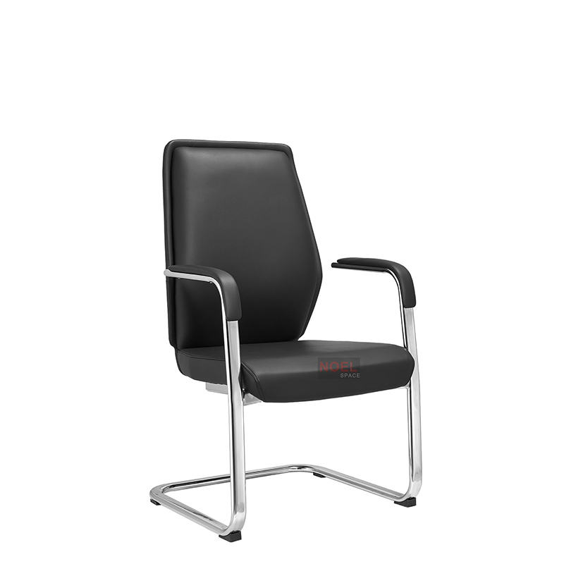 Workwell comfortable office chair meeting PU chair D2353