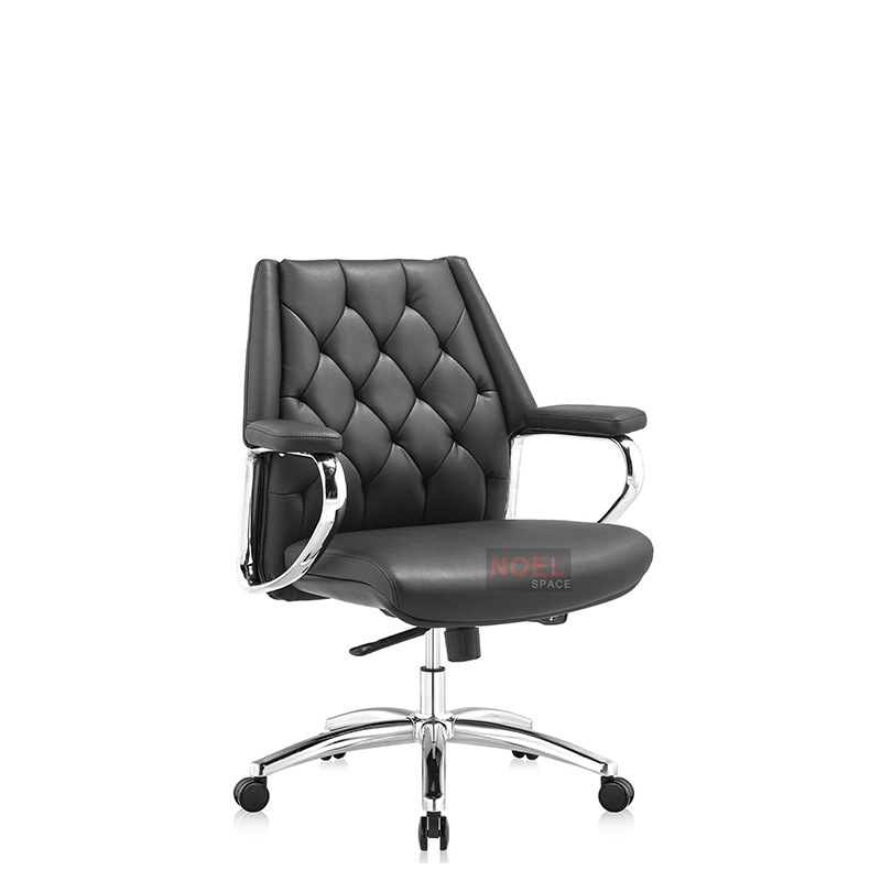 High leather swivel office chair luxury PU office chair B2388