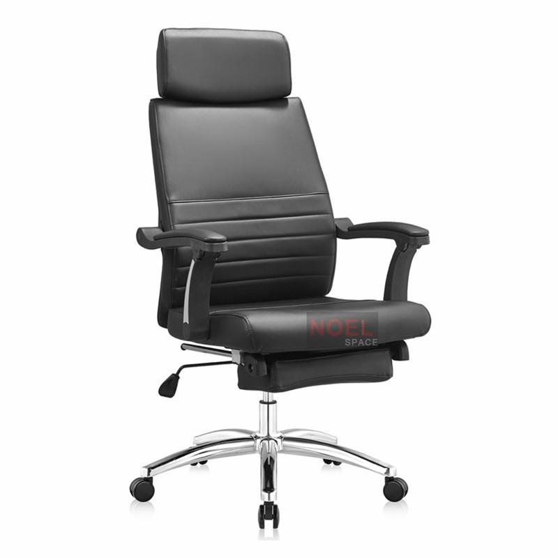 High back PU pholstery 180 degree backing reclining sleeping chair A2333