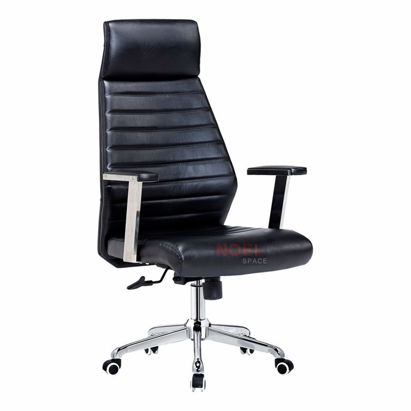 New design best selling ergonomic PU high back chair 1303-1