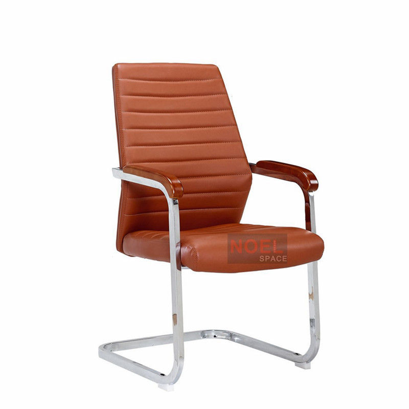Mid back PU executive conference chair 1306
