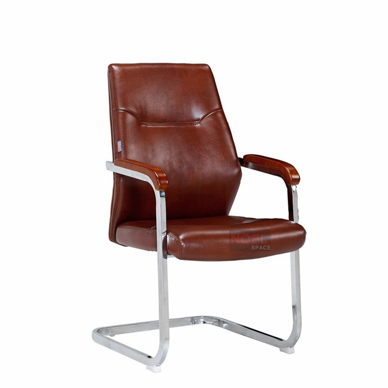Meeting room chair without wheel executive office chair 1503