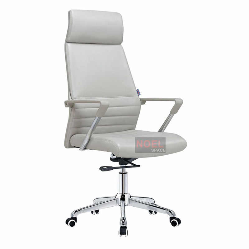 Factory direct office PU high back swivel chair 1330