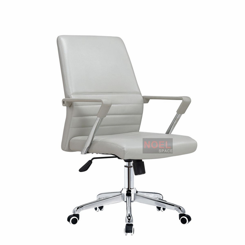 Modern flexible and comfortable erognomic swivel PU office chair 1331