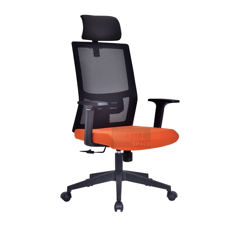 Office seatings with nylon base mesh task chair
