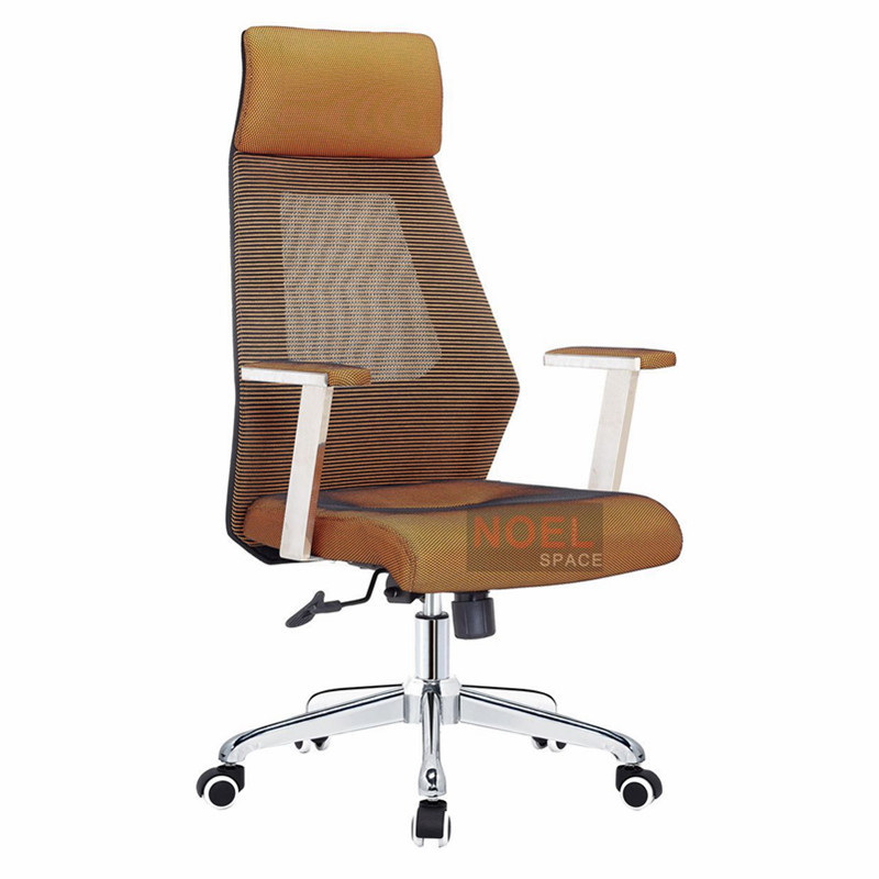 China manufacturer low price computer high back mesh office chair 1298-1