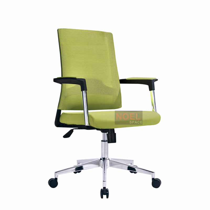 Modern black mesh cheap staff office chair mesh chair B2620