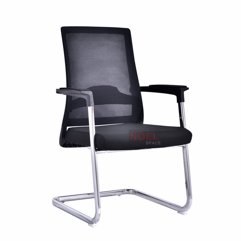 New design special office chair conference chair D2620 black