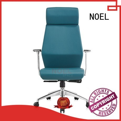 adjustable height top comfortable black mesh office chair NOEL manufacture