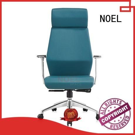 adjustable height top comfortable black mesh office chair NOEL manufacture