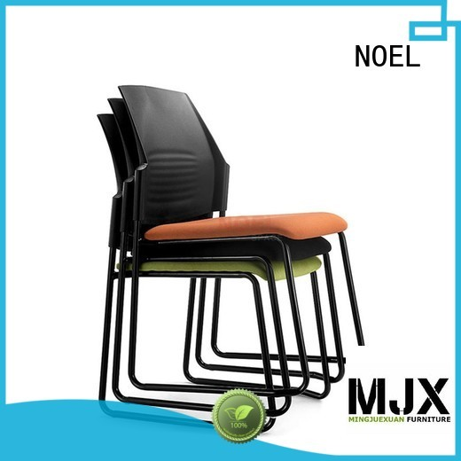 training fabric NOEL Brand stackable chairs