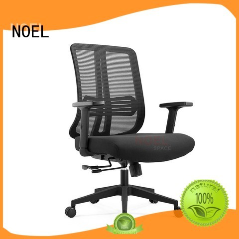 NOEL Brand seat design black mesh office chair