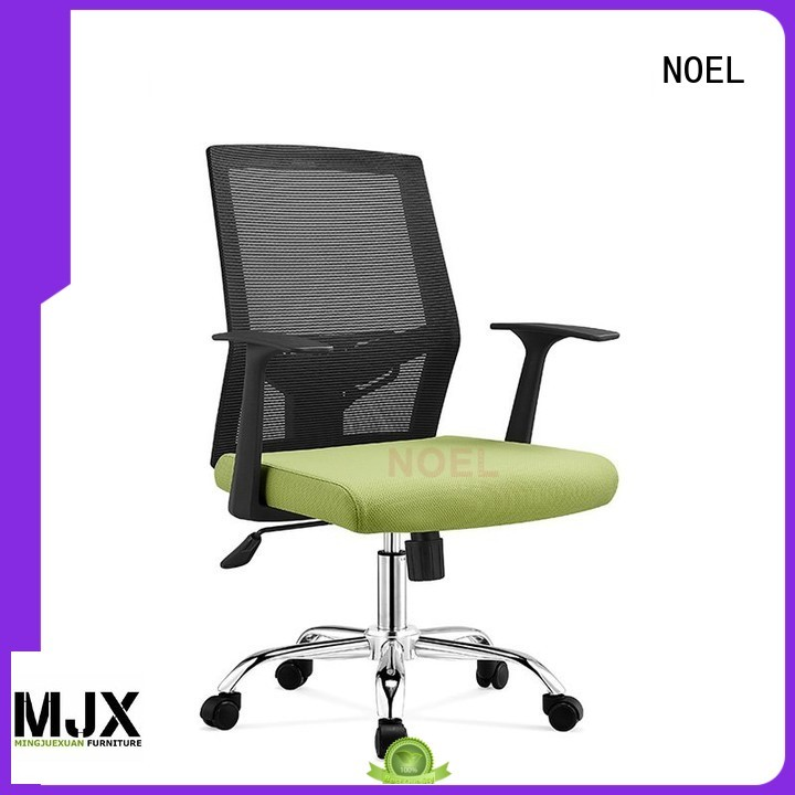 headrest comfortable ergonomic mesh chair computer NOEL company