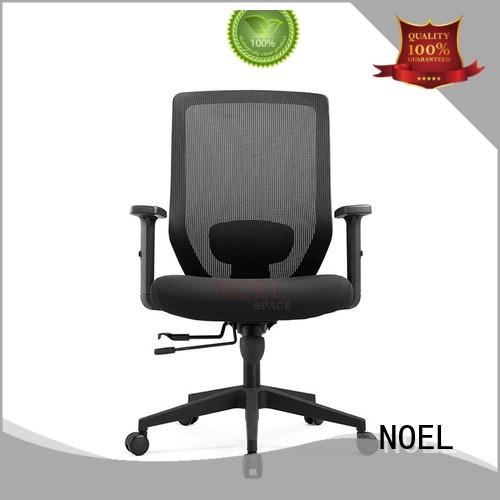 Wholesale swivel black mesh office chair NOEL Brand