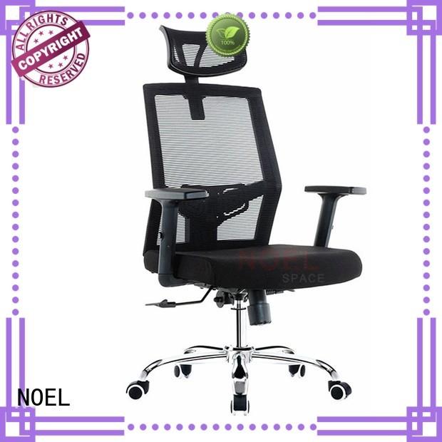 Hot manager mesh office chair multifunction black NOEL Brand