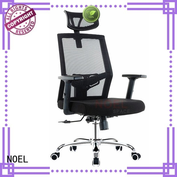 Hot manager mesh office chair multifunction black NOEL Brand