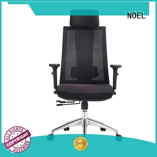 modern computer mesh office chair armchair function NOEL company