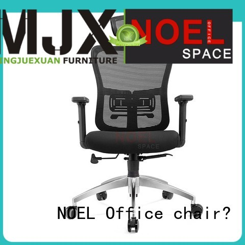 nylon quality adjustable height NOEL Brand black mesh office chair factory