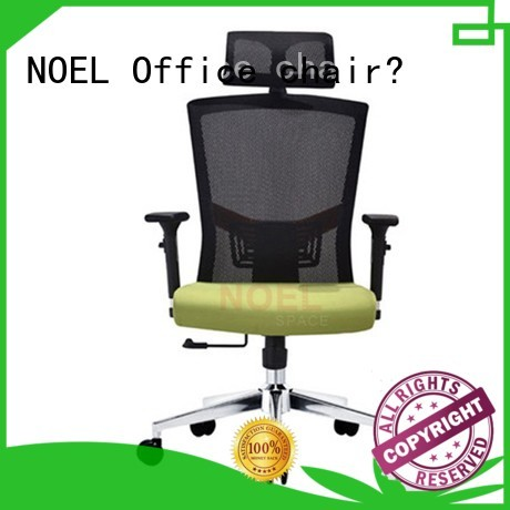 quality base black mesh office chair NOEL Brand