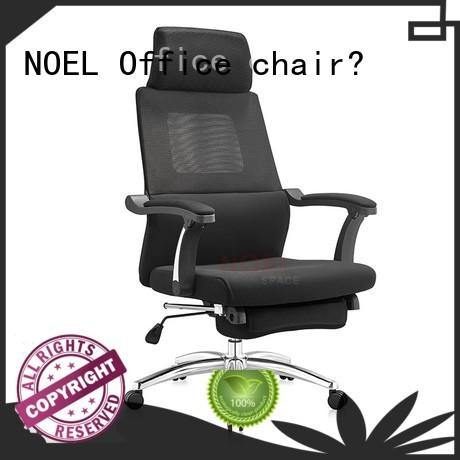 high density sponge office optional color NOEL Brand reclining chair supplier