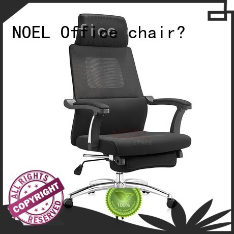 high density sponge office optional color NOEL Brand reclining chair supplier