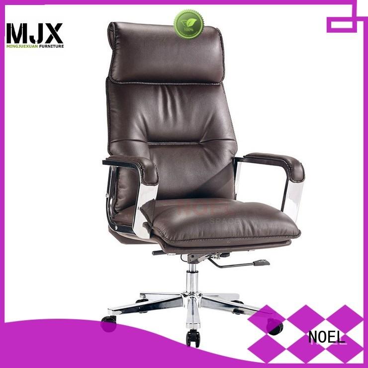 boss big armrest NOEL Brand best executive office chair factory