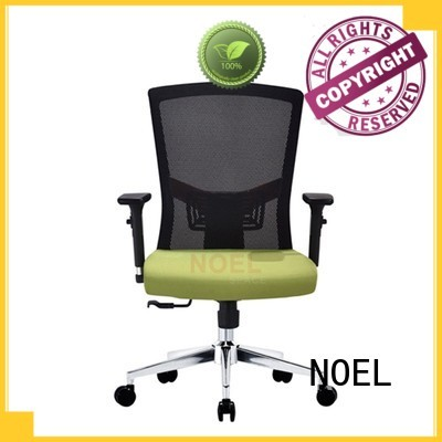 NOEL Brand back modern design black mesh office chair